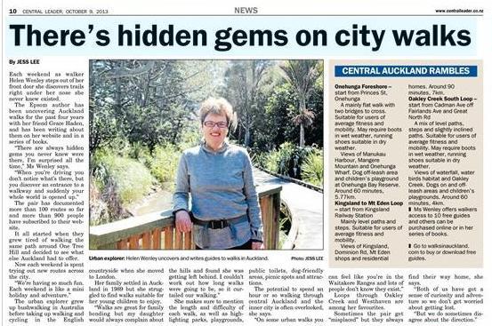 Helen Wenley article