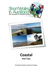 Short Walks in Auckl Cover for Kindle 199x300 Takapuna Explorer