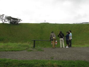 Mt Eden crater 300x225 Walks in Auckland   Mt Eden/Maungawhau