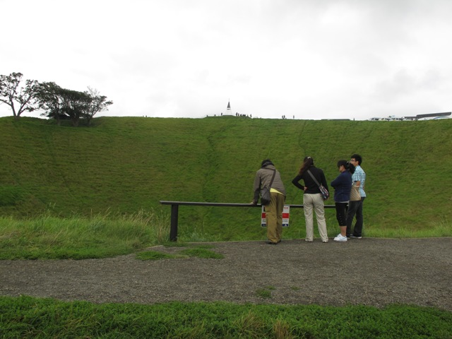 Walks in Auckland takes you to Mt Eden