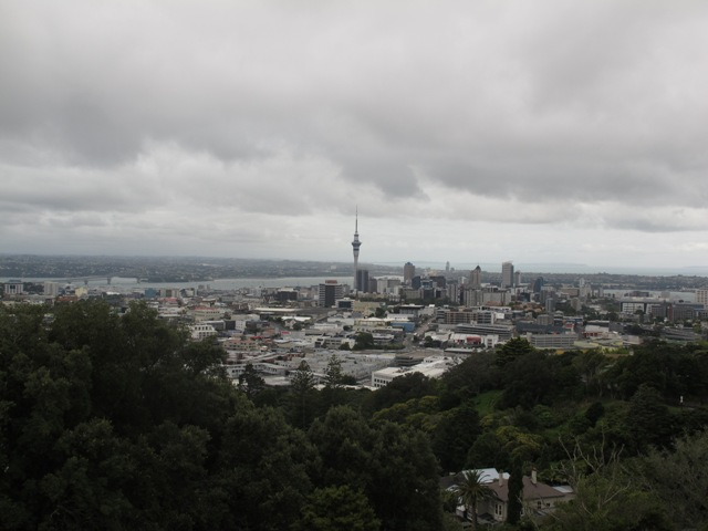 View from Mt Eden Walks in Auckland   Mt Eden/Maungawhau