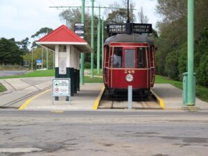 Motat Tram 300x225 Western Springs and Meola Reef