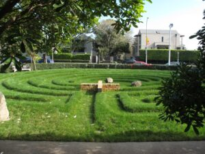 Labyrinth Parnell 300x225 Coast to Coast Walk