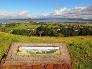 View from Mangere Mountain 300x225 Mangere Bridge Walks