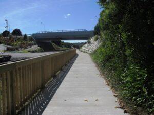 Orakei basin walkway