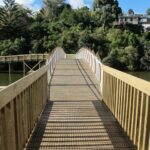 Orakei Creek Bridge 1 150x150 Orakei Basin walkway