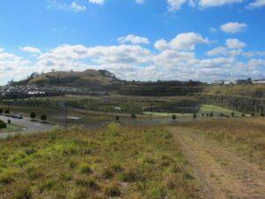 View of Mt Wellington