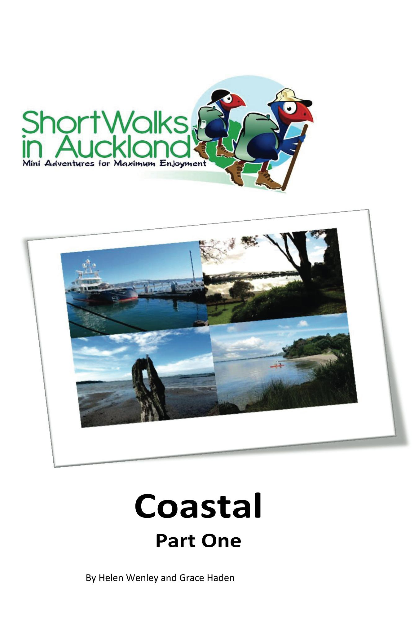 coastal walks (part one) in Auckland