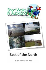 Best of the North - Short Walks in Auckland