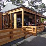 The Block cafe at Blockhouse Bay