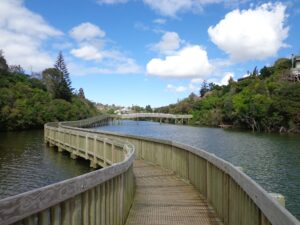 Orakei Basin Walkway © 2011-2013 Unleashed Ventures Limited