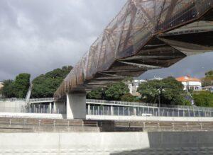 Westhaven Pedestrain Bridge