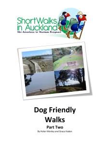 P2 Dog friendly walks in Auckland