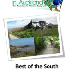 Short Walks in Auckl Cover for Kindle 150x150 Botanic Gardens and Totara Park Loops