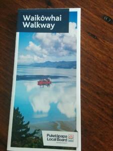 Waikowhai Walkway Map