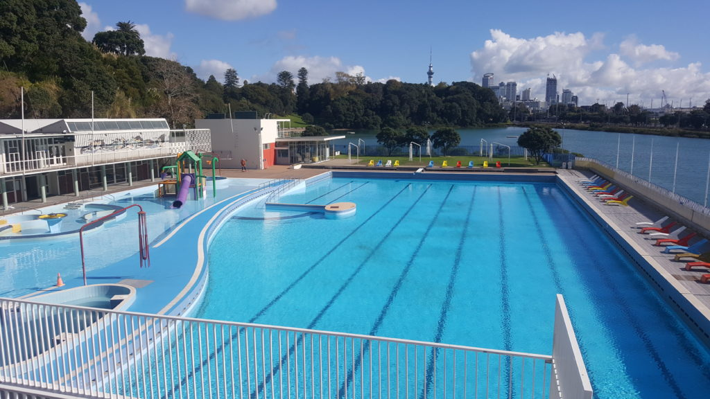 Parnell Baths have provided fun for the family for more than a century