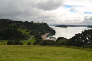 Views of Mahurangi Harbour