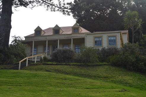 Vaughan Homestead Long Bay