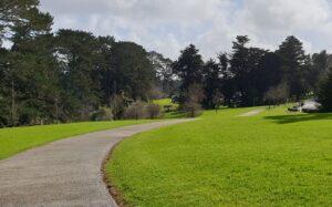 Unsworth walkway