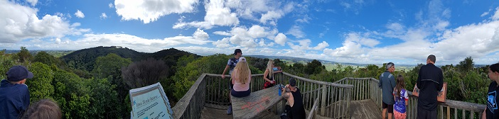 Clevedon Stairway to Heaven Lookout Panorama Views